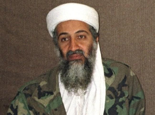 Osama bin Laden as seen in November 2001