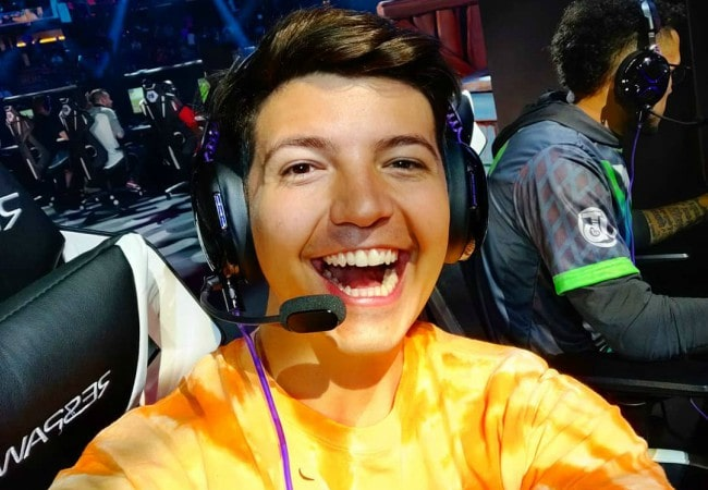 PrestonPlayz in an Instagram selfie as seen in June 2019