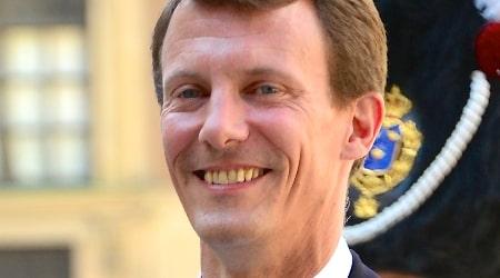 Prince Joachim of Denmark Height, Weight, Age, Body Statistics