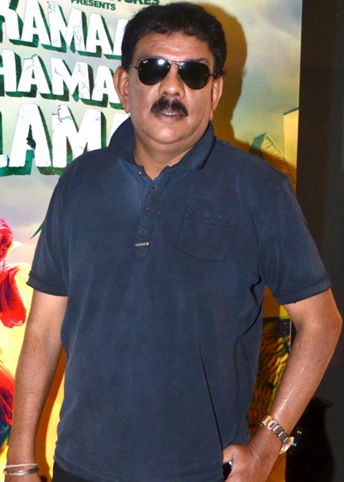 Priyadarshan as seen in a picture taken at a press conference for Kamaal Dhamaal Malamaal on March 12, 2017