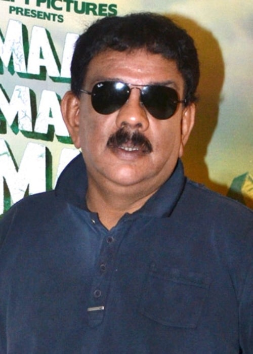 Priyadarshan as seen in a picture taken at the press conference for Kamaal Dhamaal Malamaal on March 12, 2013