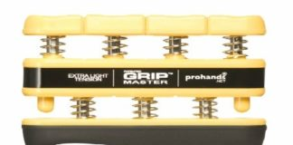 Prohands Gripmaster Hand Grip Strengthener Review