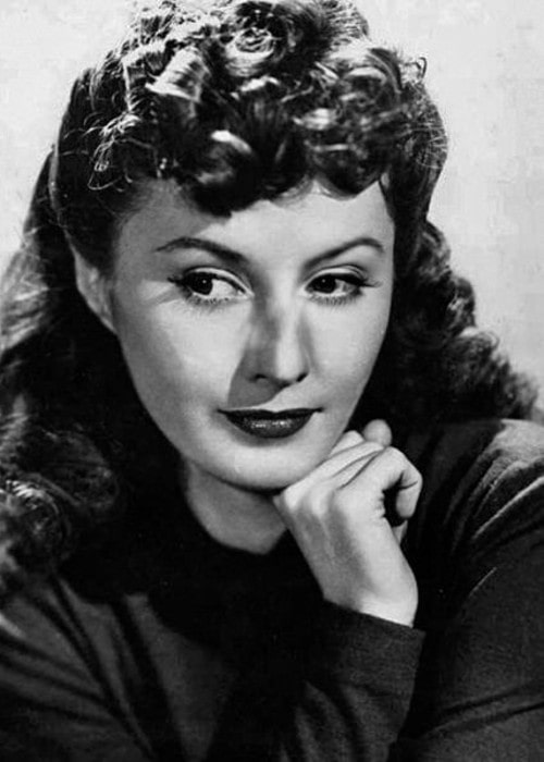 Publicity Photo of Barbara Stanwyck from Circa 1960