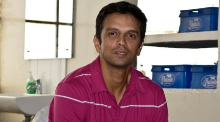 Rahul Dravid Height, Weight, Age, Body Statistics
