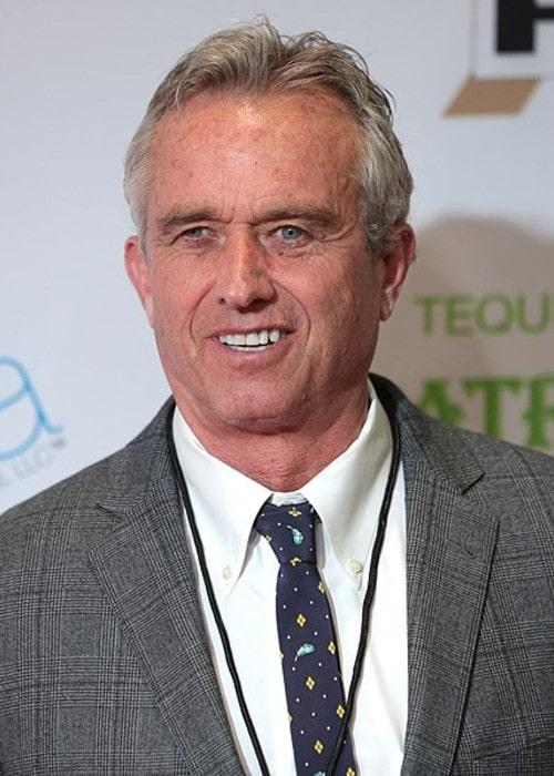 Robert F. Kennedy Jr. as seen in March 2017