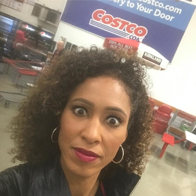 Sage Steele as seen in November 2017