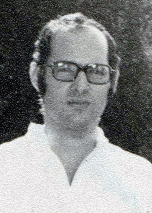 Sanjay Gandhi as seen in a picture taken in the past
