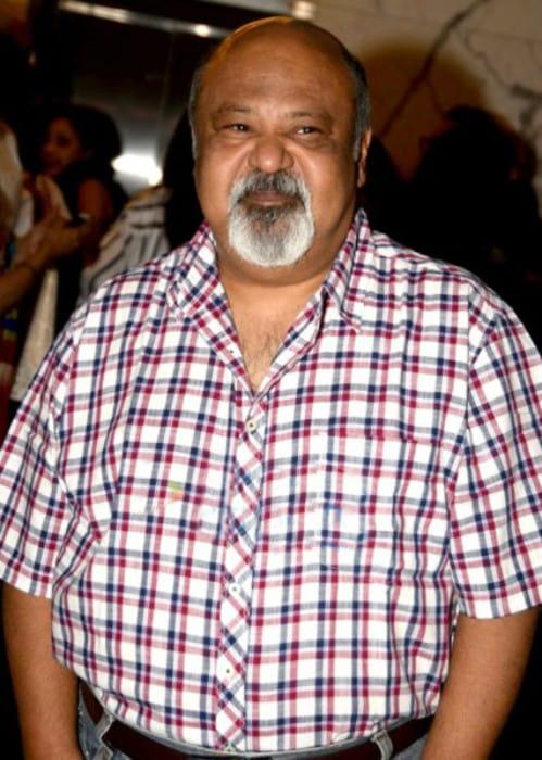 Saurabh Shukla at the screening of Sonata in April 2014