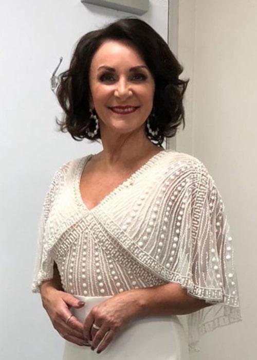 Shirley Ballas as seen in a picture taken in November 2019