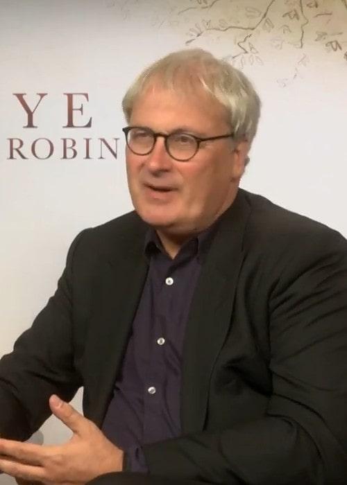 Simon Curtis as seen in September 2017
