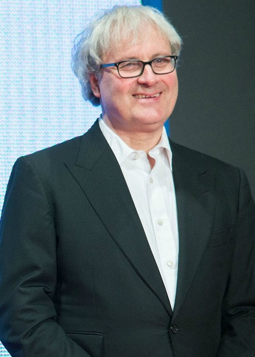 Simon Curtis during an event in October 2015