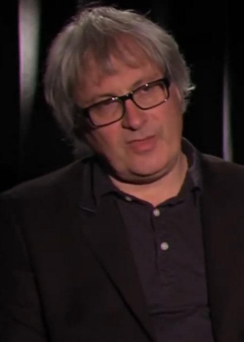 Simon Curtis during an interview as seen in November 2011