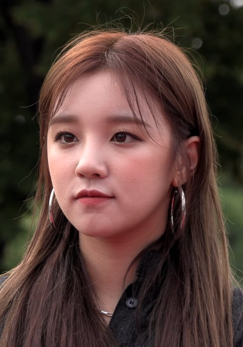 Song Yuqi as seen at The PUBG Nations Cup on August 9, 2019