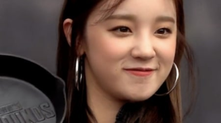Song Yuqi Height, Weight, Age, Body Statistics
