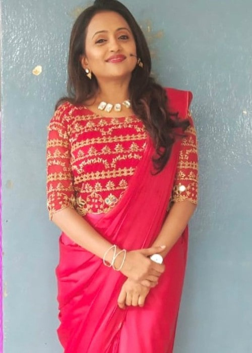 Suma Kanakala in an Instagram post in August 2019