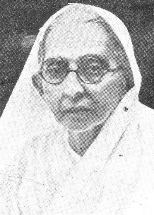 Swarup Rani as seen in a picture taken in the past