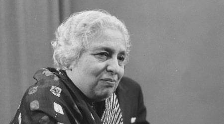 Vijaya Lakshmi Pandit Height, Age, Family, Facts, Biography