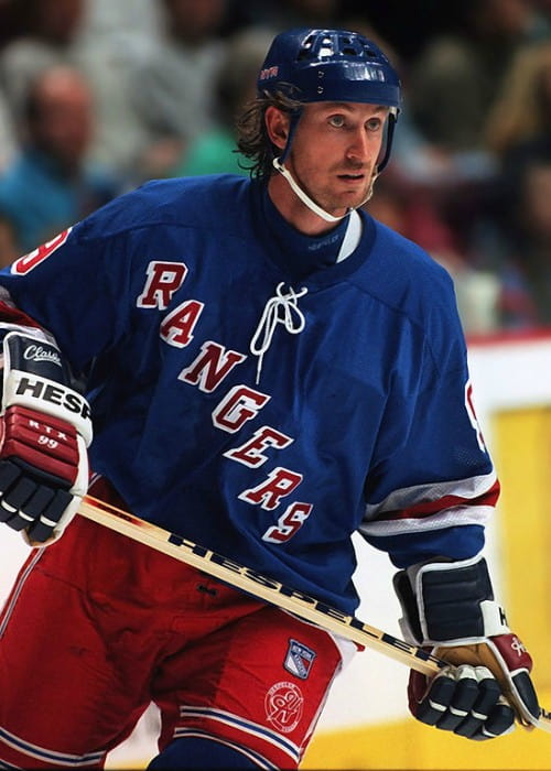 Wayne Gretzky as seen in October 2007