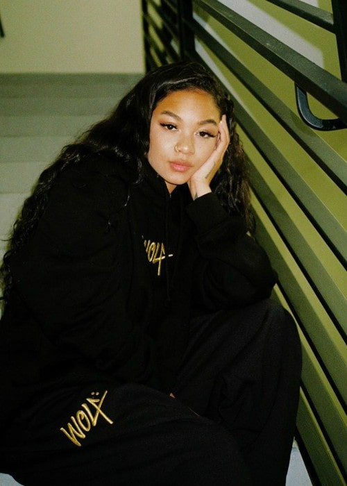 Wolftyla in an Instagram post in October 2019