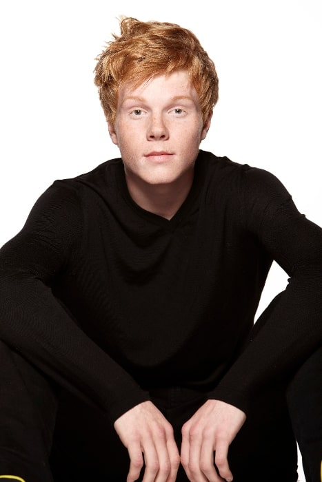 Adam Hicks as seen while posing for a picture