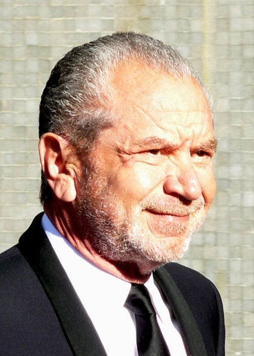 Alan Sugar as seen in April 2009