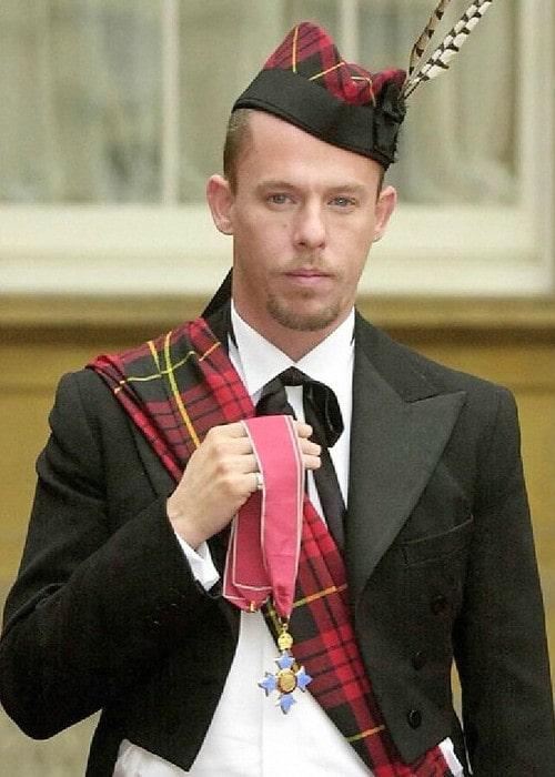 Alexander McQueen during an event
