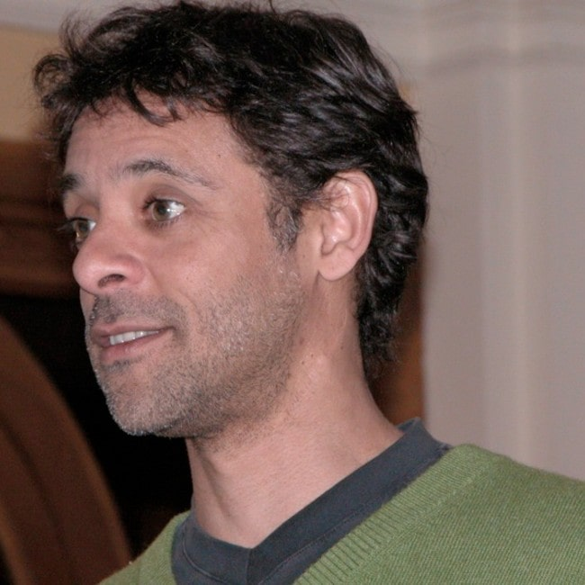 Alexander Siddig as seen in March 2006