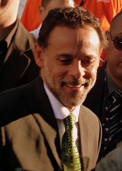 Alexander Siddig as seen in September 2012