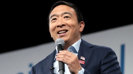 Andrew Yang Height, Weight, Age, Body Statistics