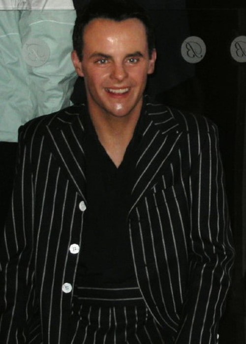 Anthony McPartlin as seen in April 2006