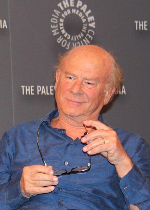 Art Garfunkel at the Paley Media Center in 2013