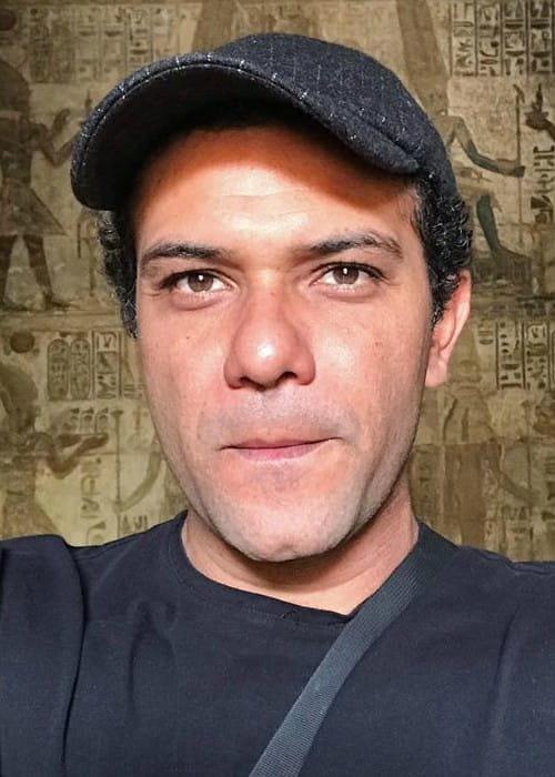 Asser Yassin in an Instagram selfie as seen in January 2020