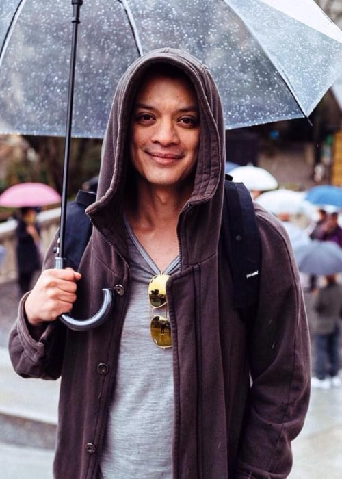Bamboo Mañalac as seen in a picture taken in Japan in March 2016