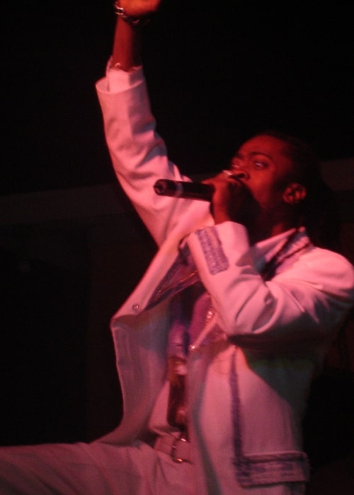 Beenie Man as seen in February 2006