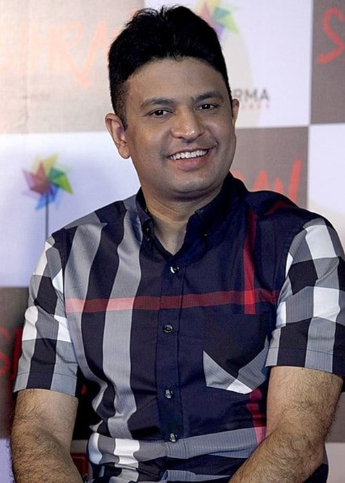 Bhushan Kumar as seen in August 2017