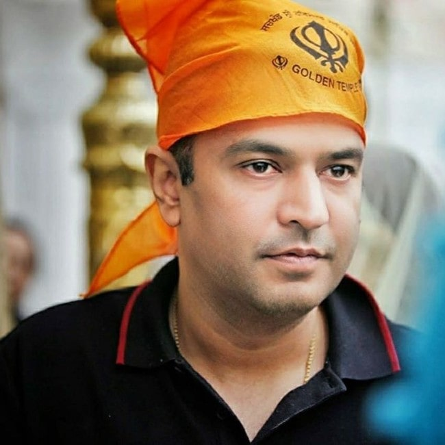 Bhushan Kumar as seen in November 2019
