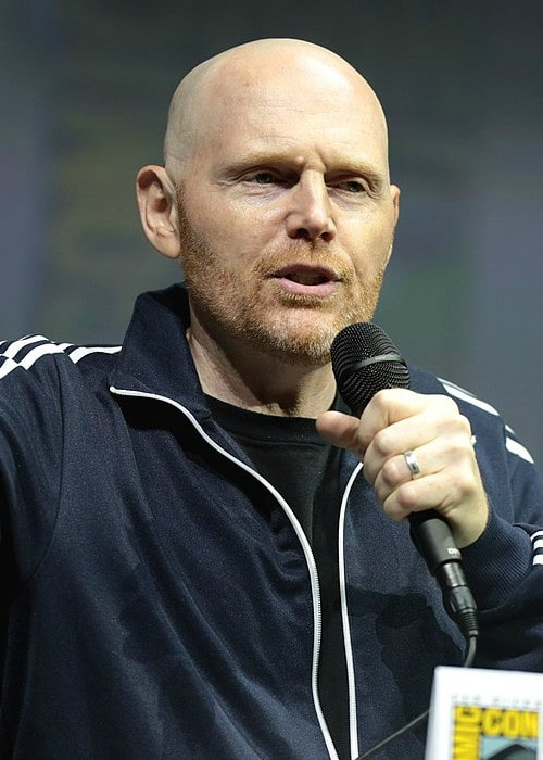 Bill Burr at the 2018 San Diego Comic Con International
