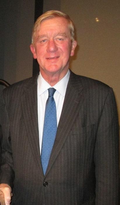 Bill Weld as seen in a picture taken in 2013