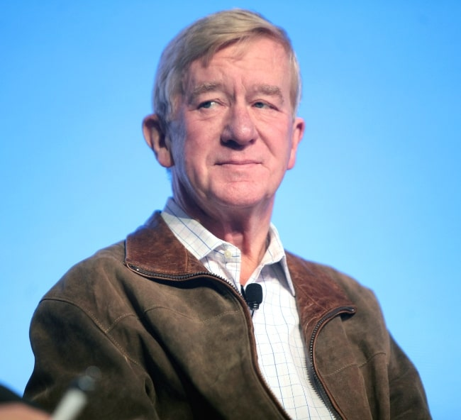 Bill Weld as seen while speaking at the 2016 FreedomFest at Planet Hollywood in Las Vegas, Nevada, United States