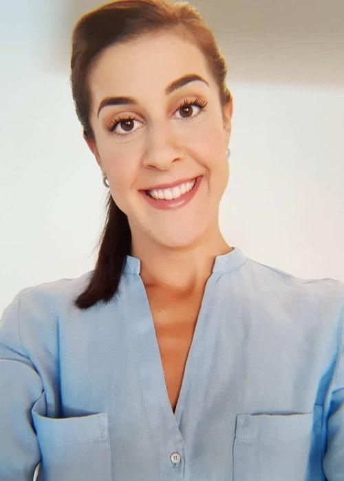 Carolina Marin as seen in September 2019