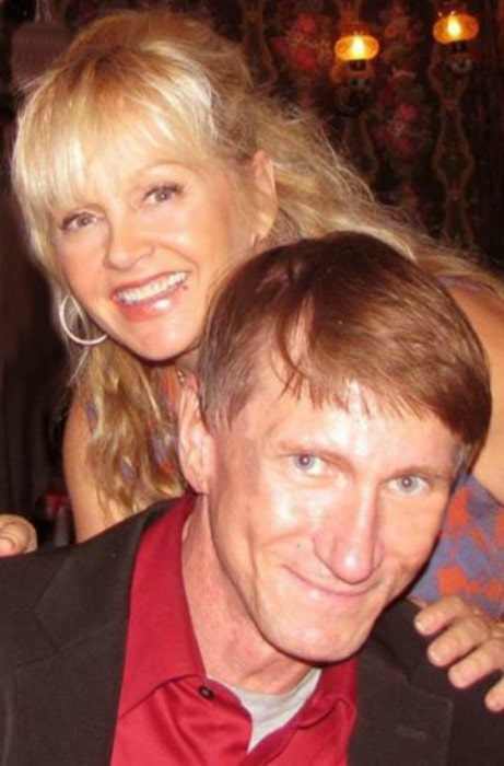 Charlene Tilton and Bill Oberst Jr. as seen in April 2014