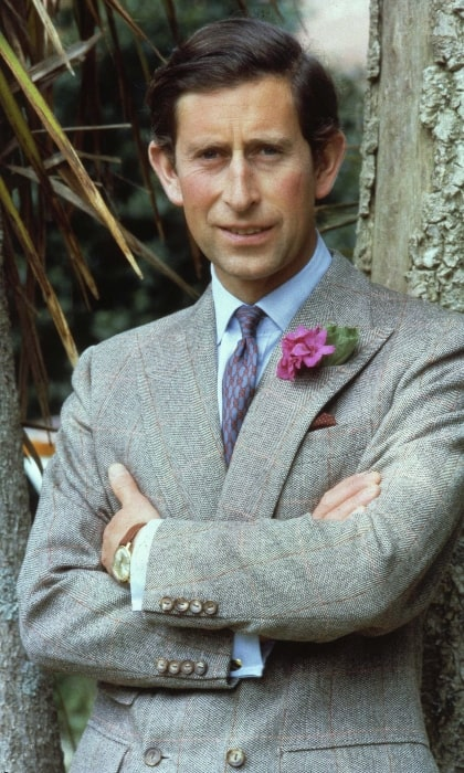 Charles, Prince of Wales as seen in 1984