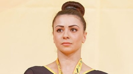 Claudia Fragapane Height, Weight, Age, Body Statistics