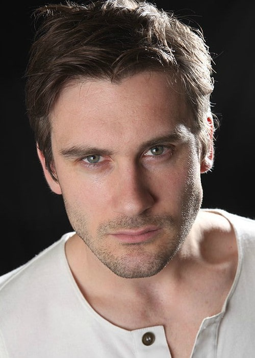 Clive Standen as seen in 2010