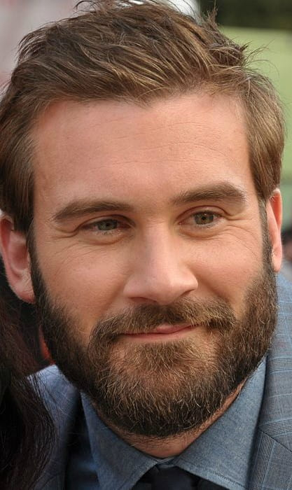 Clive Standen at the 2015 Monte-Carlo Television Festival