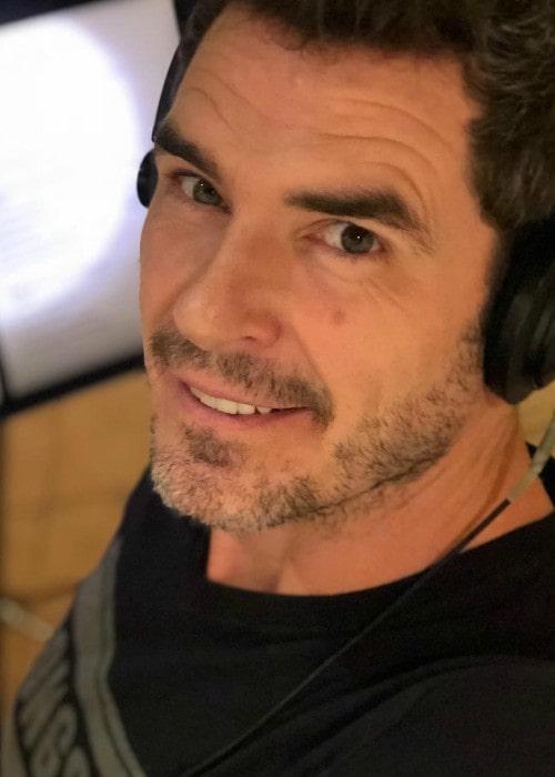 Dan Payne in an Instagram selfie as seen in October 2018