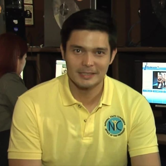 Dingdong Dantes as seen in October 2014