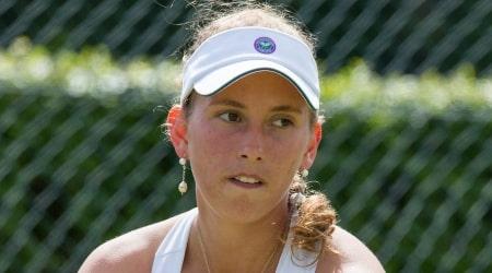 Elise Mertens Height, Weight, Age, Body Statistics