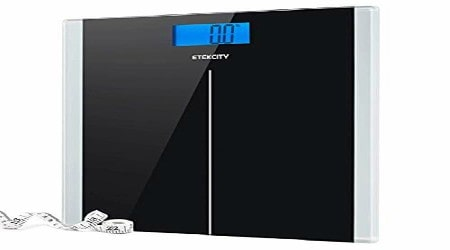 Etekcity Digital Body Weight Bathroom Scale Review