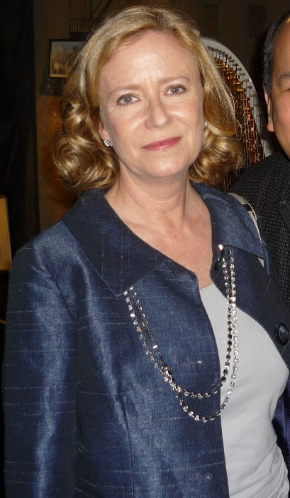 Eve Plumb as seen in a picture taken in May 2010
